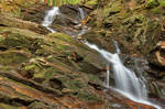 Chesterfield Gorge Cascades