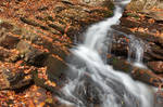 Gee Creek Arm Falls