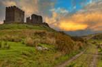 Dolwyddelan Fire Castle