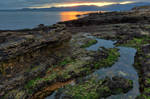 Rugged Penmon Sunrise