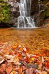 Autumn Cascade Falls