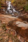 Minnehaha Root Falls