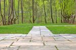 Woodend Sanctuary Path