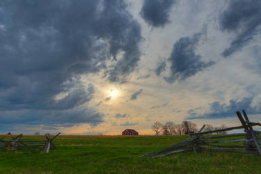 Gettysburg Cloudemonium