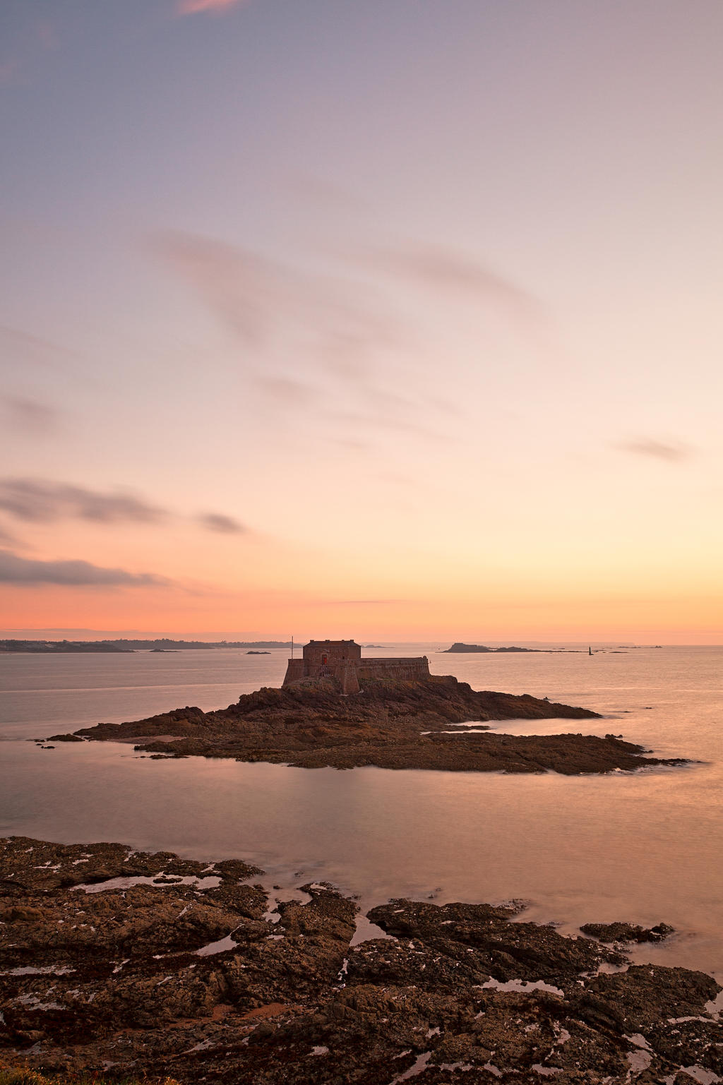 Saint-Malo Twilight Coast III