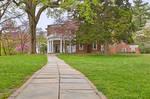 Woodend Mansion Path