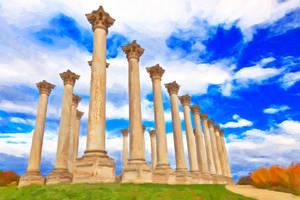 Capitol Stroke Columns