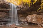 Gold Cucumber Falls
