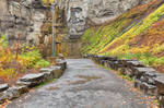 Leading Lines of Taughannock Falls
