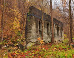 Defiant Fall Wall by boldfrontiers