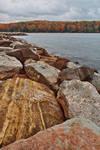 Cloudy Deep Creek Autumn (freebie)