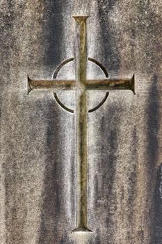 Grave Cross Halo