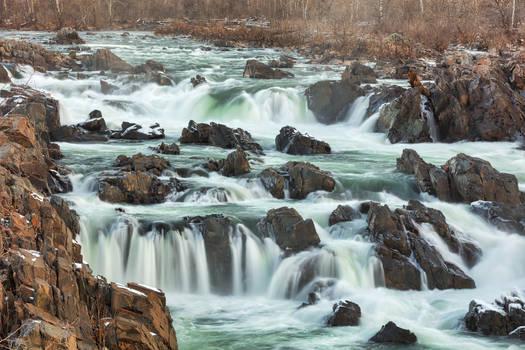 Great Cascading Falls