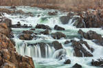 Great Cascading Falls by boldfrontiers