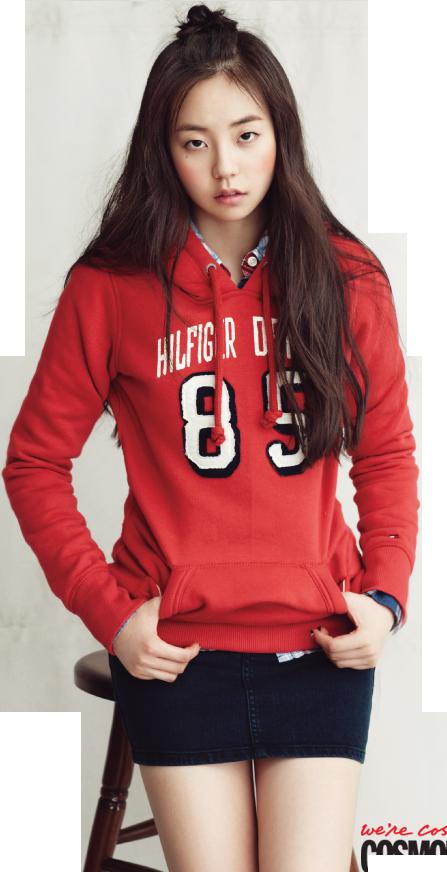 Sohee (Wonder Girls) #4 PNG [RENDER] by KwonLee
