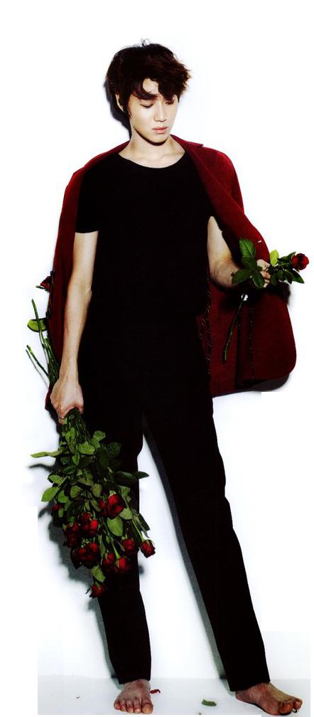Taemin (Shinee) #3 PNG [RENDER] KwonLee by KwonLee