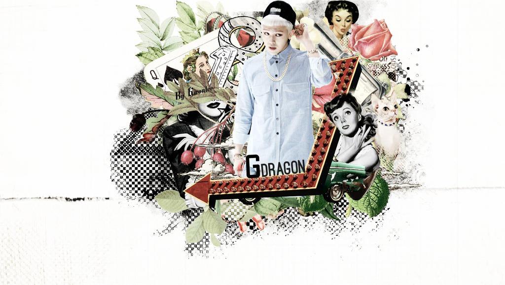 G Dragon 2013 Wallpaper Wallpaper G-DRAGON by KwonLee