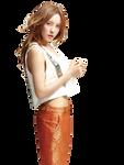 HyoMin (T-ARA) #2 [RENDER]