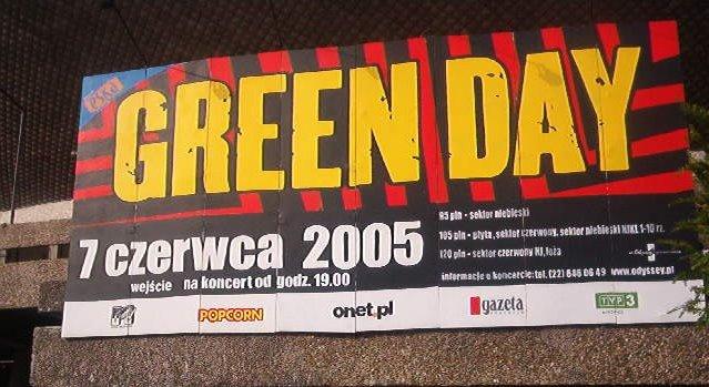 Green Day 07.06.2005.rok. by Salatan