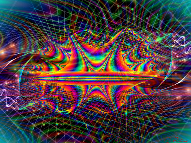 Quantum transition by Mladavid