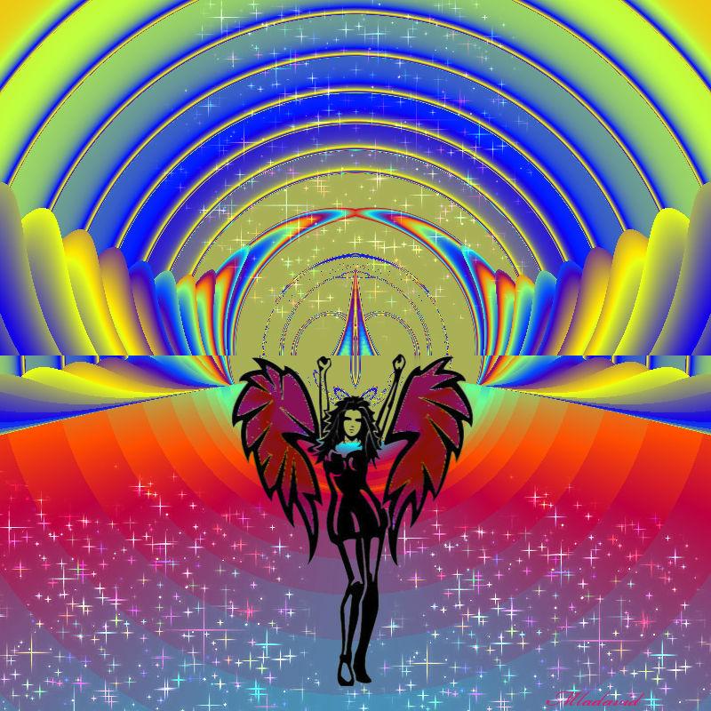 Varley - Queen Wild Angels by Mladavid