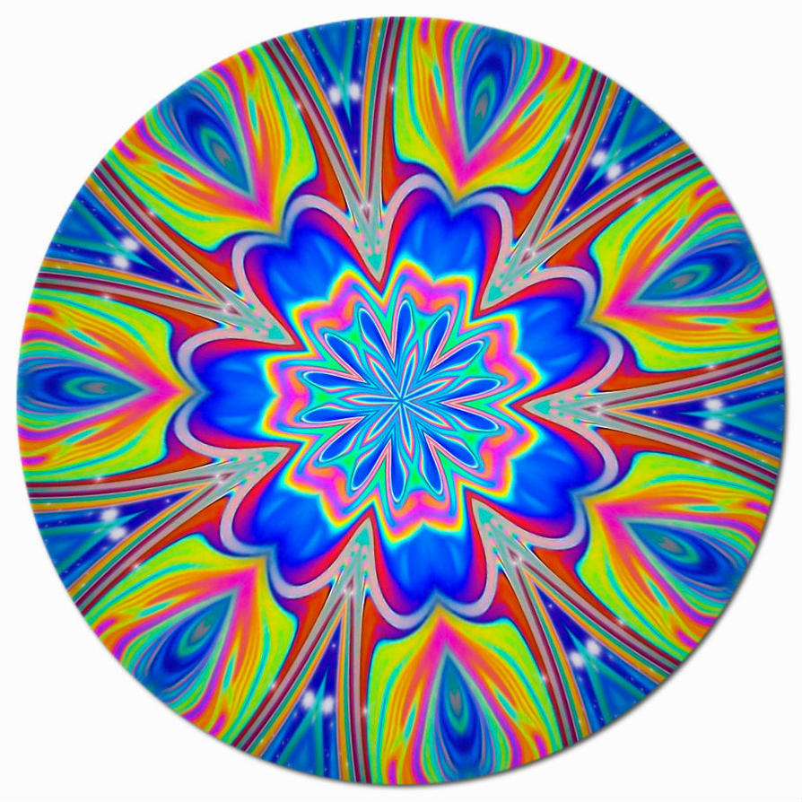 Mandala Optimism by Mladavid