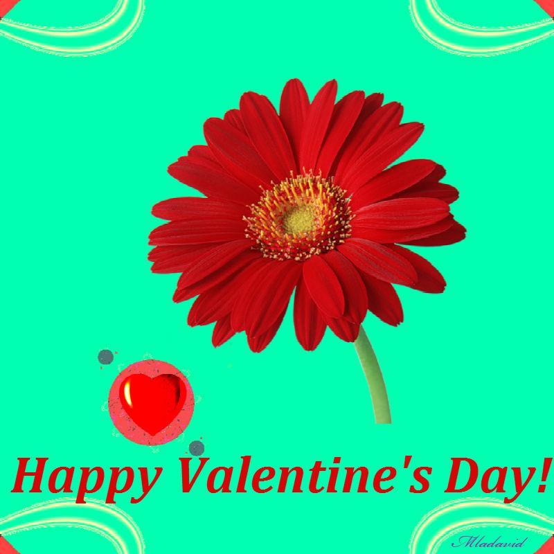 Happy Valentine's Day! 2 by Mladavid