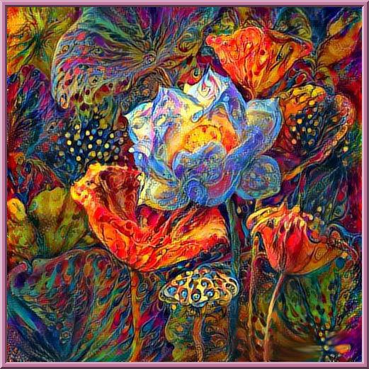 Enchanted lotus by Mladavid