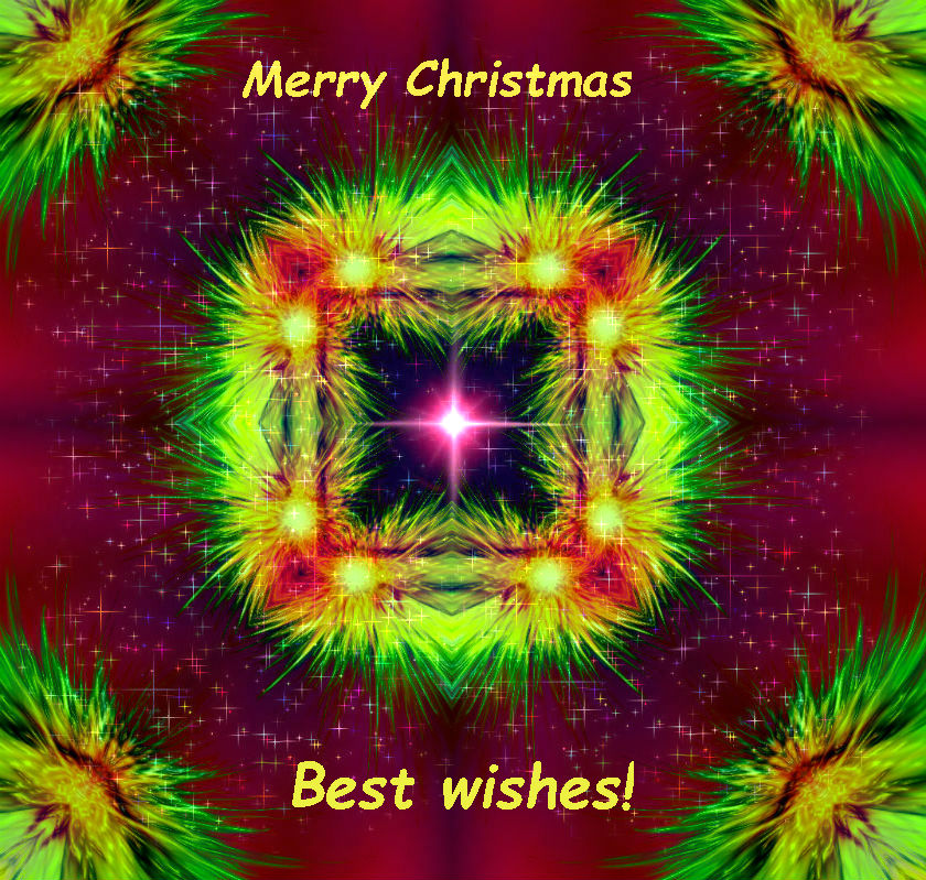 Christmas card 2016/1 by Mladavid