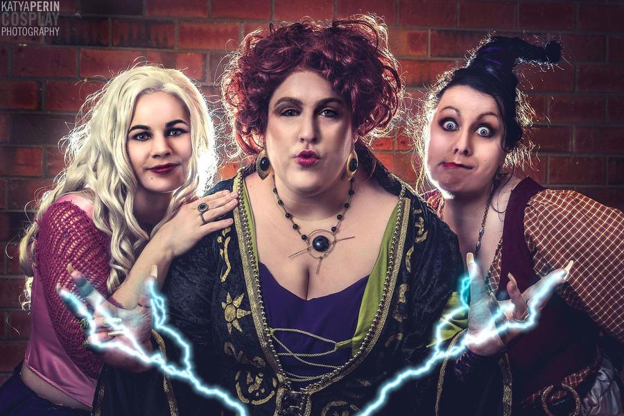Sanderson Sisters by Elandhyr