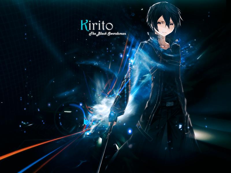 kirito dark wallpaper - photo #7