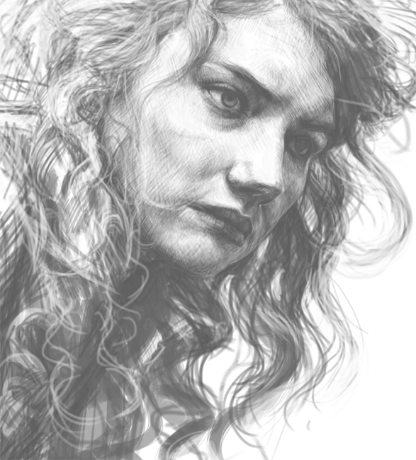 Imogen Poots by IndianRose