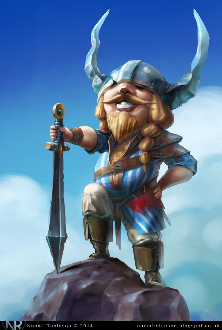 Yaaarrr...Viking Pride! by IndianRose