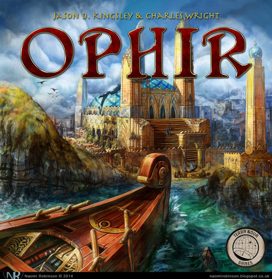 Ophir Boxart by IndianRose