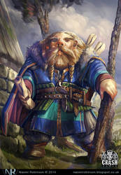 Viking Male Character2 by IndianRose