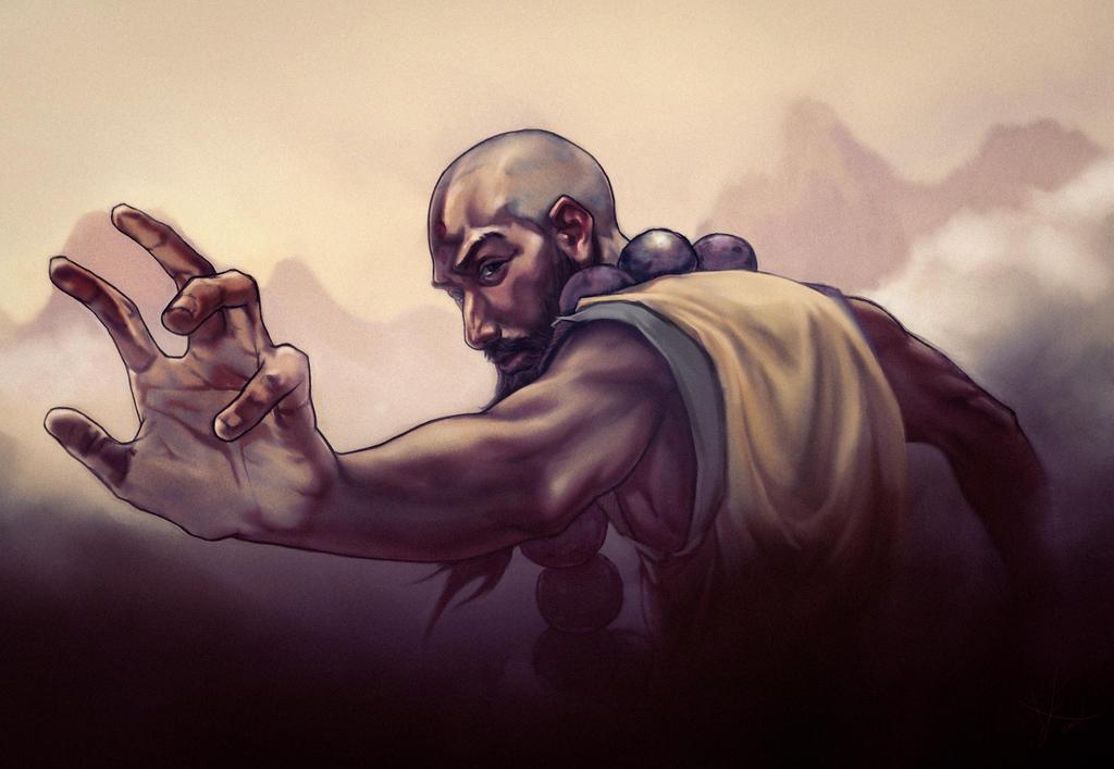 Diablo 3 Monk Fan Art ...