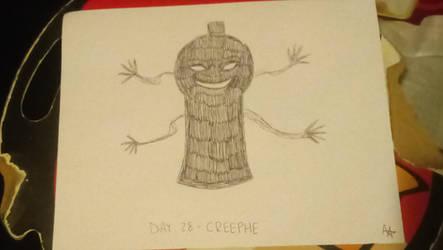Day 28 - Creephe