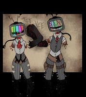 TeeVee by Noire023