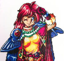 Lina inverse by berserk03