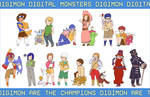 DIGIMON ARE THE CHAMPIONS