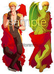 Hulkling Pillowcase by soltian
