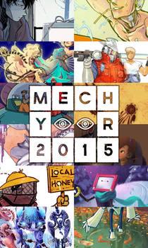 MECH YEAR 2015 [Calendar!]