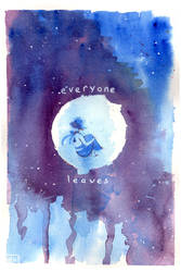 everyone leaves by soltian