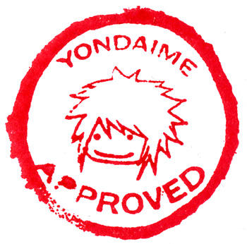 Yondaime Approved by soltian