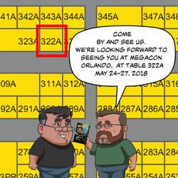 Megacon Orlando  by LazaroRuiz