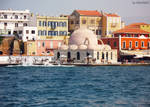 The old port of Chania v6 by BillyNikoll