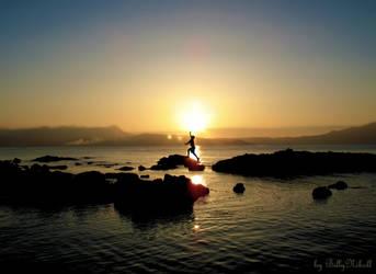 Touching the Sun by BillyNikoll
