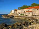 Seaside in Chania Crete