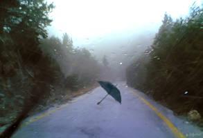 The loss in the rain by BillyNikoll