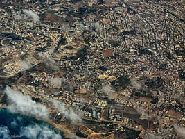 Aerial Pafos by BillyNikoll